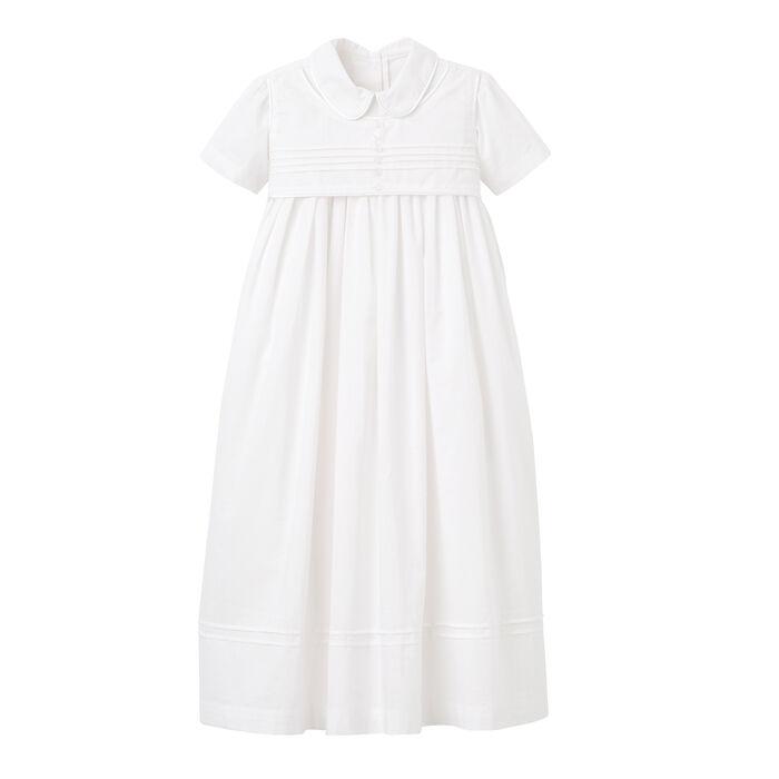 Elegant Baby Boy's Christening Gown, , default