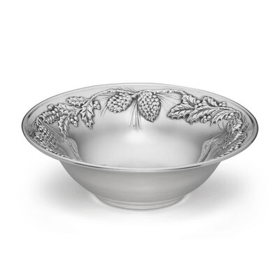 """Lenox """"Holiday"""" Pine Cone and Holly Serving Bowl, , default"""