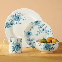 "Spode ""Vintage Denim"" Porcelain Dinnerware, , default"