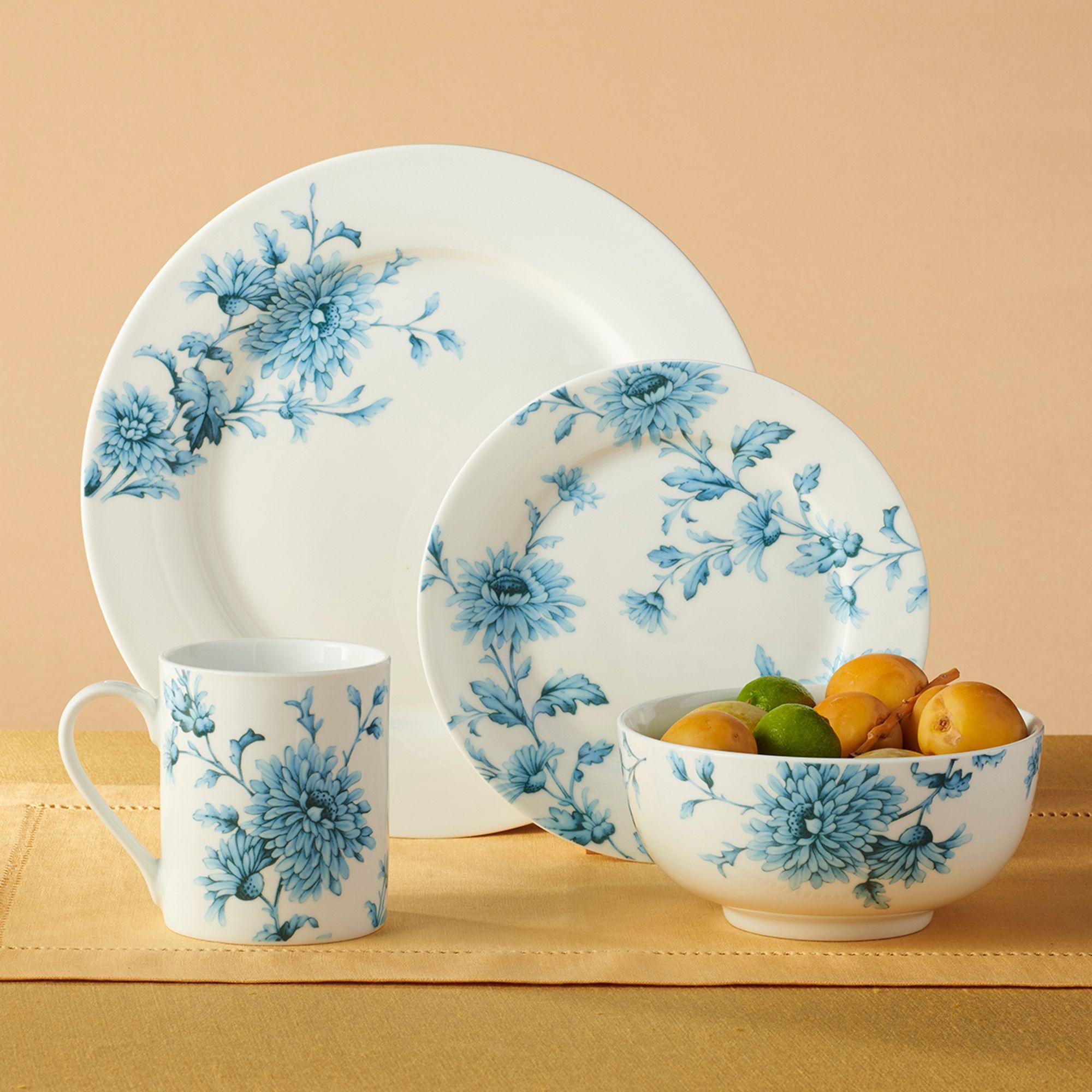 Spode u0026quot;Vintage Denimu0026quot; Porcelain Dinnerware  default & Spode