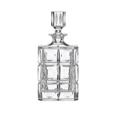 "Reed & Barton ""New Vintage"" Odeon Crystal Decanter, , default"