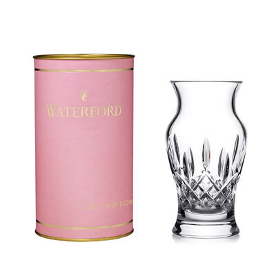 "Waterford Crystal ""Giftology"" Lismore Vase"