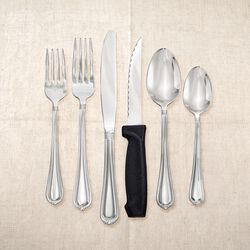 "International Silver ""Nouveau"" 18/0 Stainless Steel Flatware, , default"