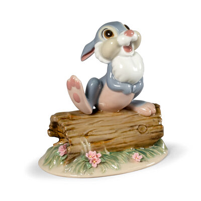 Lladro World of Disney Thumper Figurine, , default