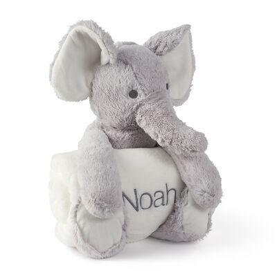Baby Bedtime Elephant Huggie