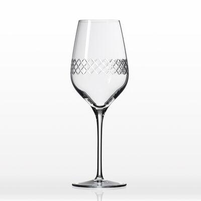 "Rolf Glass ""Diamond"" Set of 4 White Wine Glasses, , default"