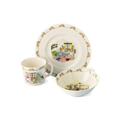 "Royal Doulton ""Bunnykins"" Child's Dining Set, , default"