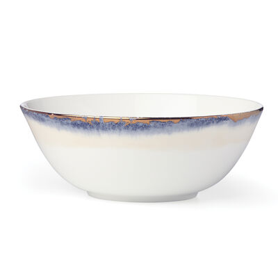 "Lenox ""Summer Radiance"" Large Serving Bowl"