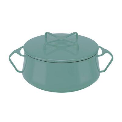 """Dansk """"Kobenstyle"""" Teal Small Casserole Pot with Lid, , default"""