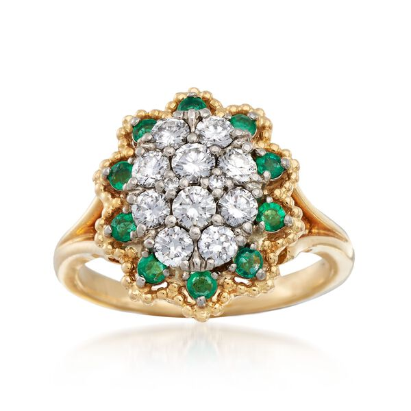 Jewelry Estate Rings #891121