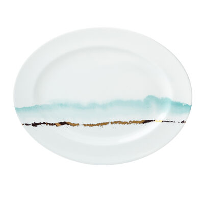 """Lenox """"Spring Radiance"""" Oval Platter, , default"""