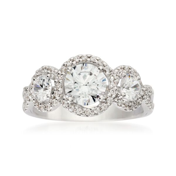 Jewelry Diamond Semi Mount #490872