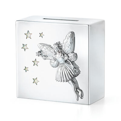 "Reed & Barton ""Fairy Princess"" Bank"
