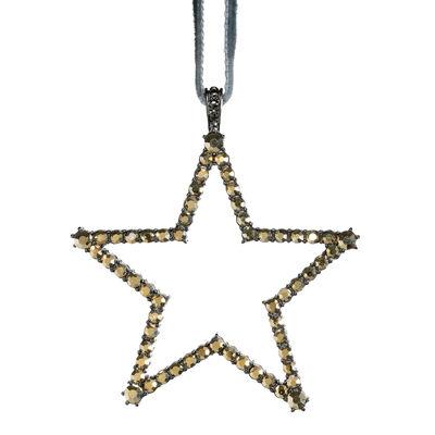 Joanna Buchanan Crystal Star Ornament, , default
