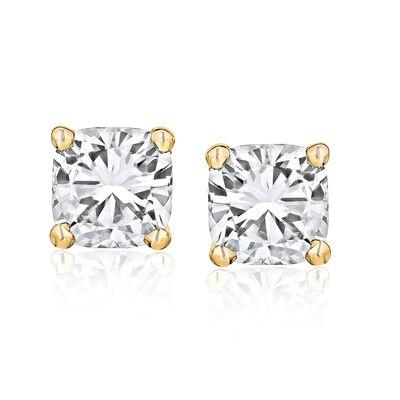 .70 ct. t.w. Diamond Stud Earrings in 14kt Yellow Gold
