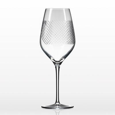 "Rolf Glass ""Bourbon Street"" Set of 4 White Wine Glasses"