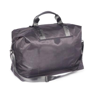 "Brouk & Co. ""Omega"" Grey Nylon Weekender Bag"