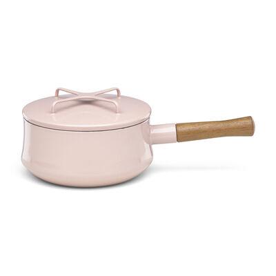 "Dansk ""Kobenstyle"" Pink Saucepan with Lid, , default"