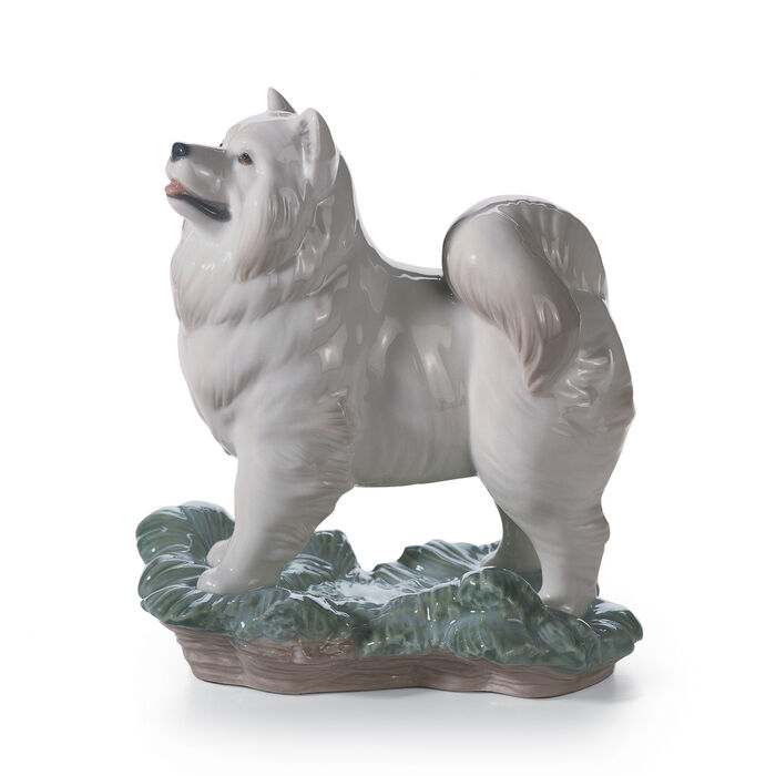 """Lladro Chinese Zodiac Collection """"The Dog"""" Porcelain Figurine , , default"""