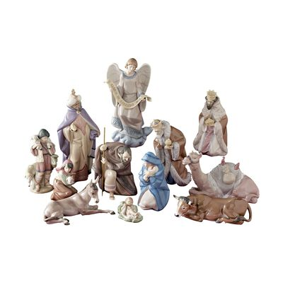 "Lladro ""Nativity"" Porcelain Collection, , default"