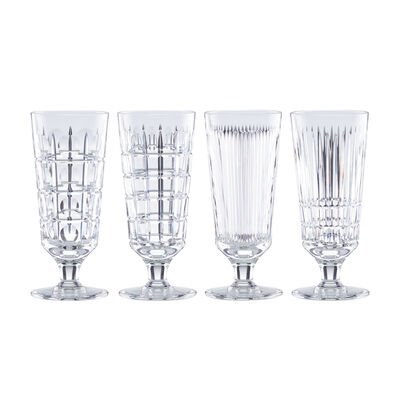 "Reed & Barton ""New Vintage"" Set of 4 Iced Beverage Glasses, , default"