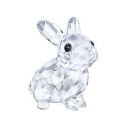"Swarovski Crystal ""Baby Rabbit"" Figurine, , default"