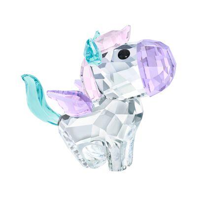"""Swarovski Crystal """"Pegasus"""" Purple and Blue Crystal Figurine, , default"""