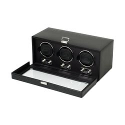 Heritage Triple Watch Winder by Wolf Designs , , default