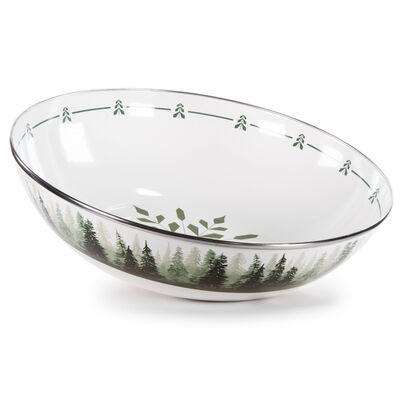 "Golden Rabbit ""Forest Glen"" Catering Bowl, , default"
