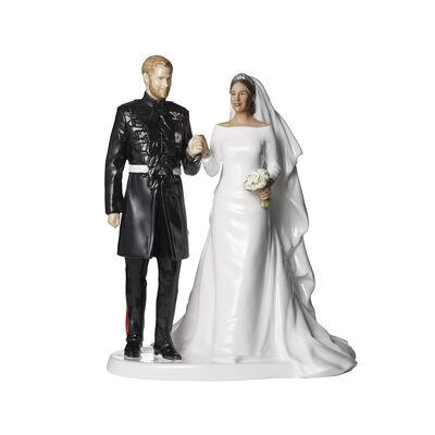 "Royal Doulton ""Royal Wedding Day"" Porcelain Figurine, , default"