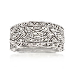 .30 ct. t.w. Diamond Ring in Sterling Silver, , default