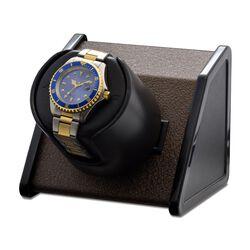 """""""Sparta"""" Brown Single Watch Winder by Orbita, , default"""