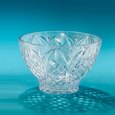 """Waterford Crystal """"Northbrooke"""" Centerpiece Bowl"""