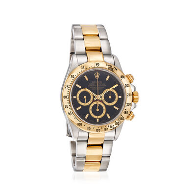 Pre-Owned Rolex Daytona Men's 40mm Automatic Watch in Two-Tone, , default