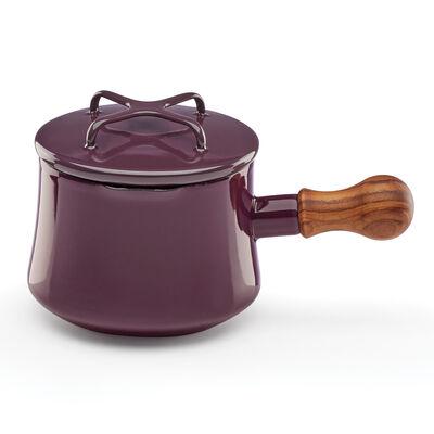 "Dansk ""Kobenstyle"" Plum Small Saucepan with Lid"