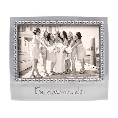 "Mariposa ""Bridesmaids"" 4x6 Photo Frame"