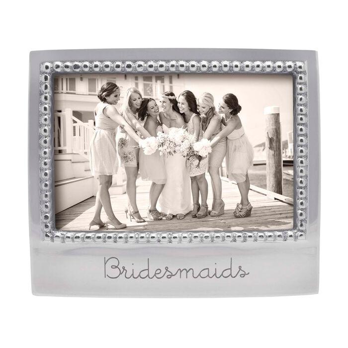 "Mariposa ""Bridesmaids"" 4x6 Photo Frame, , default"