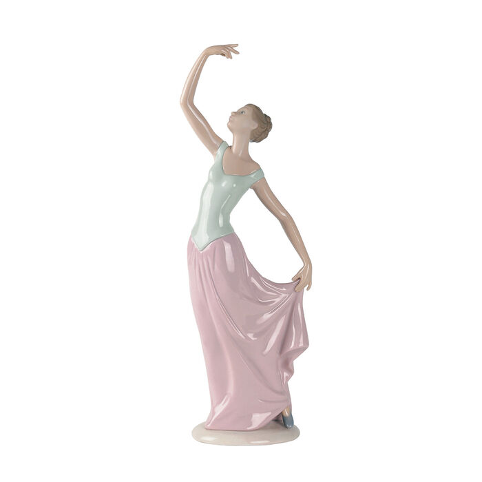 "Nao ""Dance is Over"" Porcelain Figurine , , default"