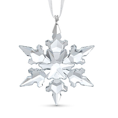 Swarovski Crystal 2020 Annual Little Snowflake Ornament