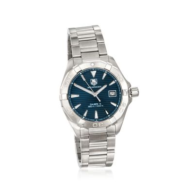 TAG Heuer Aquaracer Calibre 5 Automatic Men's 40.5mm Stainless Steel Watch, , default