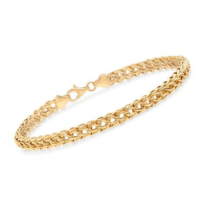 18kt Yellow Gold Multi-Link Bracelet, , default