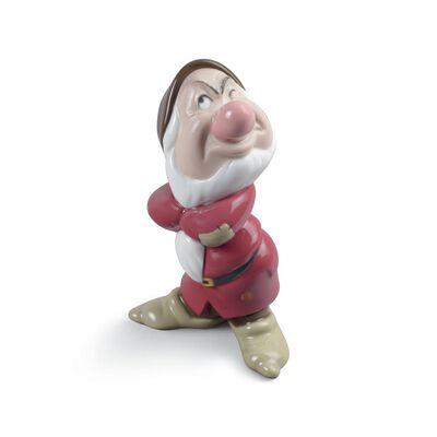 """Nao """"Grumpy"""" Porcelain Figurine"""