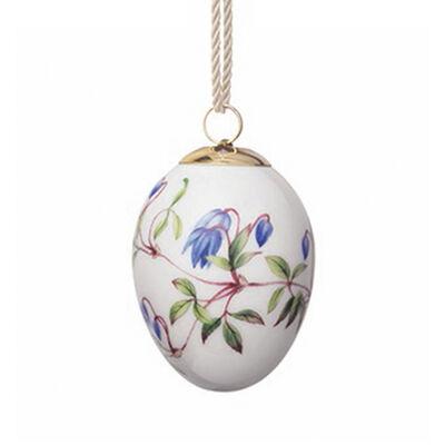Royal Copenhagen Clematis 2019 Easter Egg , , default