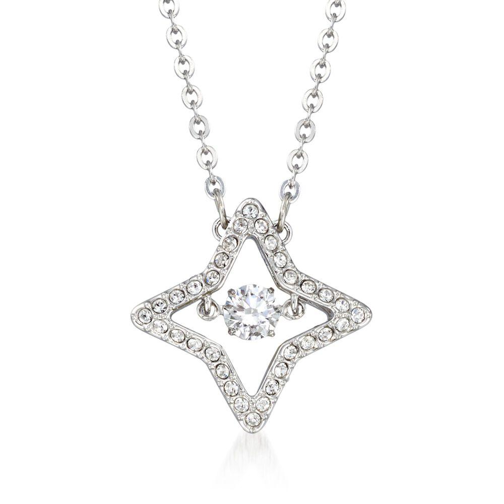 "Sparkling Crystal Block Ring Chandelier: Swarovski Crystal ""Sparkling Dance Star"" Crystal Star"