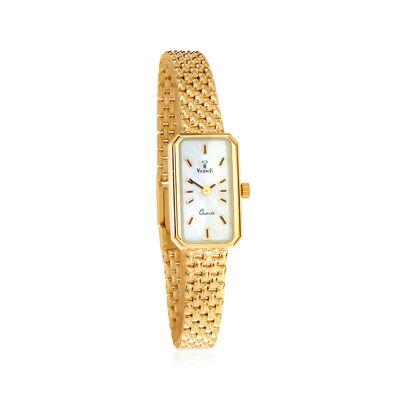 Italian Women's 14mm 14kt Yellow Gold Watch, , default