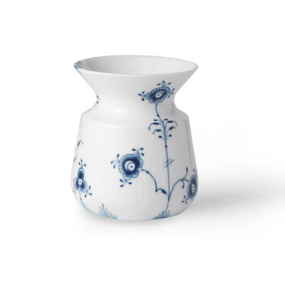 "Royal Copenhagen ""Blue Elements"" Small Vase"
