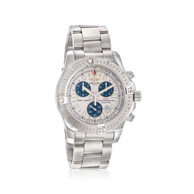 Breitling Colt Chronograph 44mm Men's Watch in Stainless Steel, , default