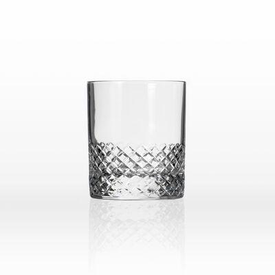 "Rolf Glass ""Diamond"" Set of 4 on the Rocks Glasses, , default"