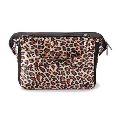 Pursen Littbag Lighted Leopard Nylon Purse Organizer