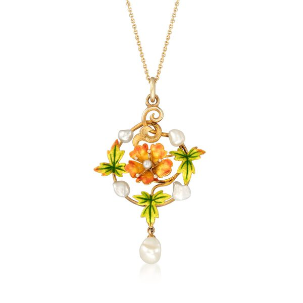 Jewelry Estate Necklaces #899468